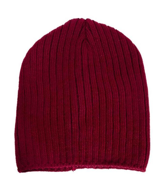 608e7a04a89f3 ASOS Short Rib Knit Beanie